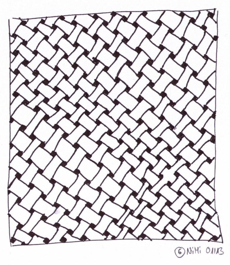 Muster | Ruhelose Kreativeule